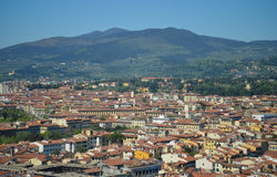 View of Florence Stock Images