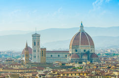 View of florence Stock Image