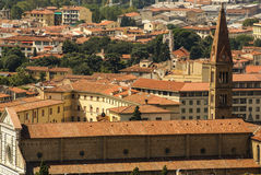 View of Florence during the day Stock Photo