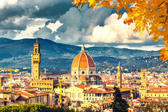 View on Florence Royalty Free Stock Photography