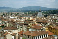 View of Florence, Italy Stock Photos