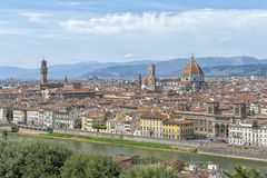 View on Florence, Italy Royalty Free Stock Photo