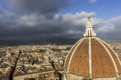 View on Florence in Italy Stock Images
