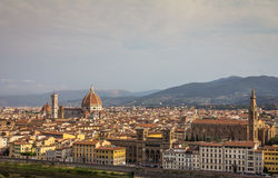 View of Florence Italy Royalty Free Stock Images