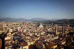 View of Florence, Italy Stock Image