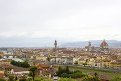 View of Florence Royalty Free Stock Images