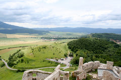 View from fortress Royalty Free Stock Photos