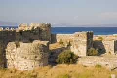 View on fortress on Kos island, Greece Stock Photography