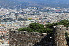 View from fortress Royalty Free Stock Image
