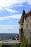 View from fortress walls Stock Photography