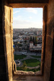 Vindow in Gaziantep Royalty Free Stock Images