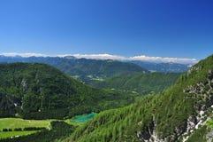 Friuli Venezia Giulia: alpine landscape by Fusine Royalty Free Stock Photos