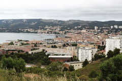 Free View From Chapelle Notre Dame Des Marins At Martigues, France Royalty Free Stock Photography - 90165337