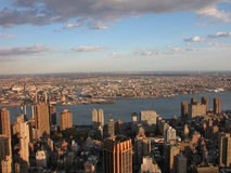 Free View From Empire State Buildin Stock Photography - 2385792