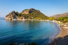 Free View From Hayitbuku Bay Near Mesudiye,Datca. Royalty Free Stock Photography - 124895197