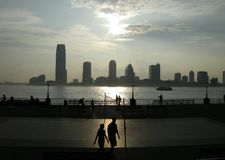 View From Manhattan Royalty Free Stock Images