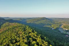 Free View From Mountain Tower Royalty Free Stock Photography - 97717827