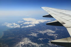 Free View From Plane Stock Images - 42747124