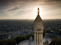 Free View From Sacre Coeur Stock Images - 7316304