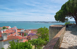 Free View From The Castle, Lisbon, Portugal Stock Photography - 67010002