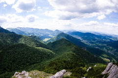 Free View From Velky Rozsutec 2 Stock Photo - 43072120