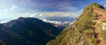 Free View From World S End National Park In Sri Lanka Stock Images - 75289824