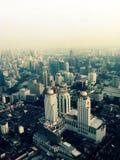 view frome baiyok sky Royalty Free Stock Photos