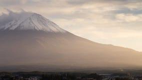 View of Fuji mountain from Kawaguchiko Royalty Free Stock Images