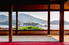View from Fukuzenji Taichourou Stock Photo