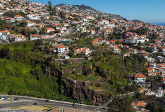 View of Funchal Royalty Free Stock Photos
