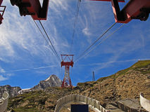 View from the funicular Stock Images