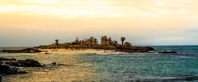 View of the Galapagos Stock Photos