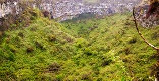 View of the Galapagos Royalty Free Stock Photos