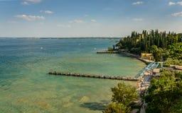 View Garda Lake Stock Images