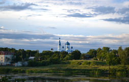 View of Gatchina Royalty Free Stock Images