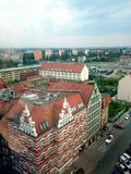 View on Gdansk. Stock Photography