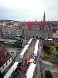 View on Gdansk. Royalty Free Stock Images