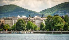 View of Geneva Stock Image