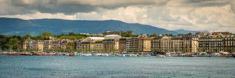 View of Geneva Stock Photography