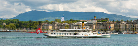 View of Geneva Stock Images
