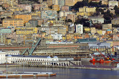 View of Genoa Stock Photos