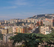 View of Genoa Italy Royalty Free Stock Images