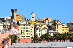 View of Genoa Royalty Free Stock Photography