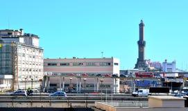 View of Genoa Stock Image