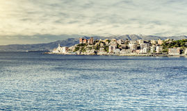 View of Genova Royalty Free Stock Photos