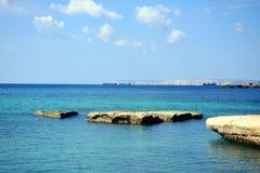 Ghaja Tehheiha Bay, Malta. Royalty Free Stock Photos