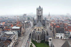 View of Ghent Royalty Free Stock Photography