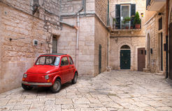 View of Giovinazzo. Apulia. Royalty Free Stock Photography