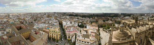 View from the giralda Stock Images