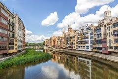 View of Girona Royalty Free Stock Photo